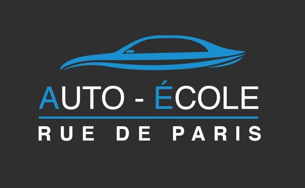 AUTO ECOLE RUE DE PARIS
